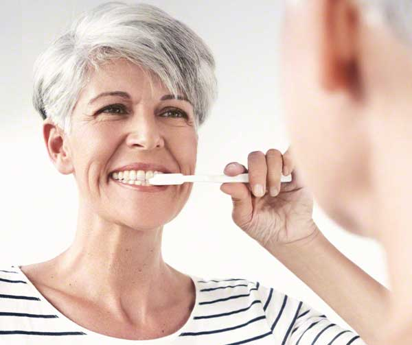 tooth implant care